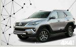 В Индии недорогой внедорожник Toyota превратили в автомобиль класса luxury