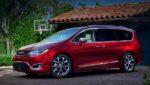 Минивэн Chrysler Pacifica сертифицирован в России
