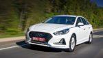Ценим каждый рубль за рулём седана-возвращенца Hyundai Sonata. Тест-драйв