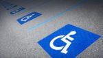 На платных парковках появится голубая дорожная разметка