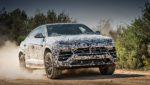 Кроссовер Lamborghini Urus получится компромиссным