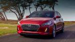 Хэтчбек Hyundai Elantra GT не побаловал выбором