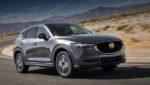 Кроссовер Mazda CX-5 станет ещё экономичнее