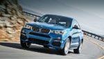 У BMW X4 нового поколения будет больше модификаций