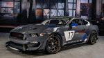 Сборщики Ford GTподготовили Mustang для гонок