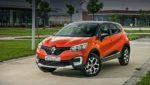Базовый паркетник Renault Kaptur предложен с вариатором