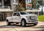 Ford сделал серию роскошных грузовиков по цене S-класса