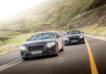 Новый Bentley Continental: «робот» Porsche, джойстик коробки и электронная приборка