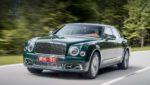 Выясняем истинное предназначение Bentley Mulsanne. Тест-драйв bentley mulsanne