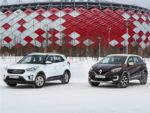 Сравнительный тест Hyundai Creta, Renault Kaptur — Женские штучки