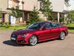 Тест-драйв Audi A6 (поколение C7 рест.) – Ума палата